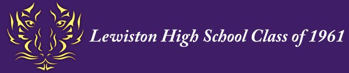 Lewiston High School Class of 1961
